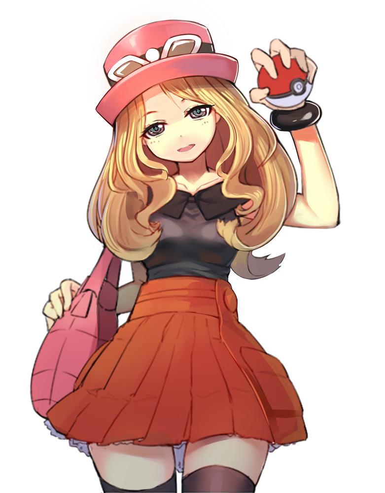 Serena hot pokemon